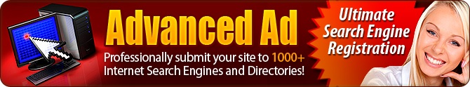 Advanced Ad Search Engine Registration